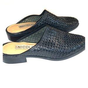 Nicole Made in Brazil Slip Ons Sz 6.5